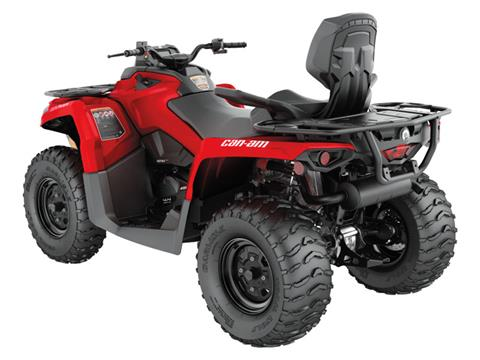 2021 Can-Am Outlander MAX 450 in Muskogee, Oklahoma - Photo 2