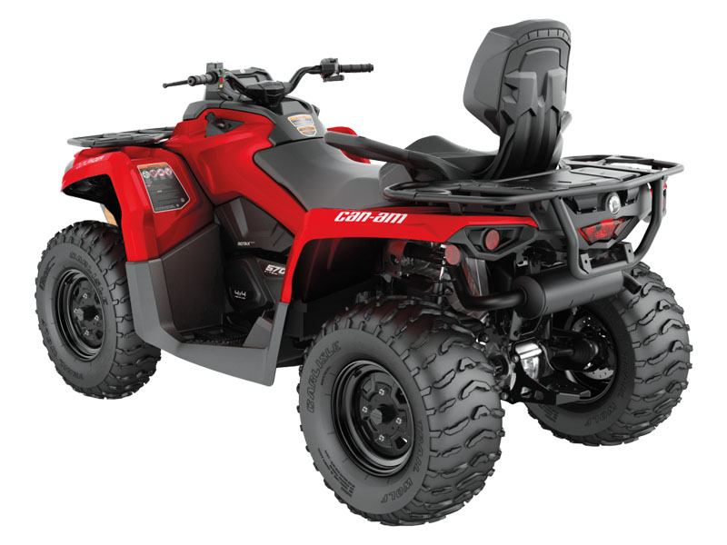 2021 Can-Am Outlander MAX 570 in Saint Johnsbury, Vermont - Photo 2