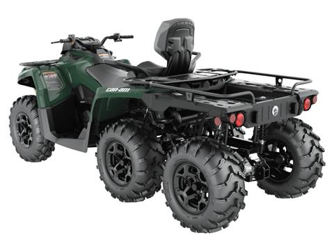 2021 Can-Am Outlander MAX 6x6 DPS 450 in Algona, Iowa - Photo 2