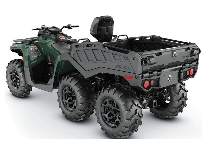 2021 Can-Am Outlander MAX 6X6 DPS 650 in Montrose, Pennsylvania - Photo 2