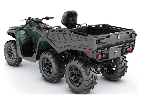 2021 Can-Am Outlander MAX 6X6 DPS 650 in Wasilla, Alaska - Photo 2