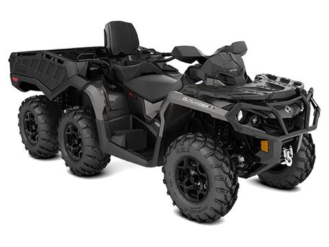 2021 Can-Am Outlander MAX 6x6 XT 1000 in Barre, Massachusetts