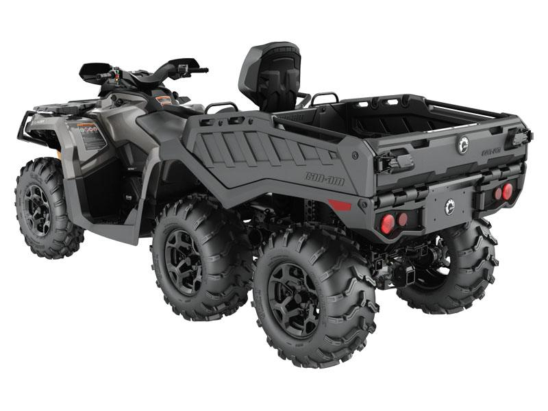 2021 Can-Am Outlander MAX 6x6 XT 1000 in Roscoe, Illinois - Photo 2