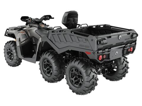 2021 Can-Am Outlander MAX 6x6 XT 1000 in Walton, New York - Photo 2