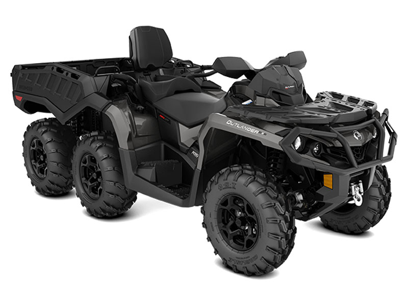 2021 Can-Am Outlander MAX 6x6 XT 1000 in Honeyville, Utah