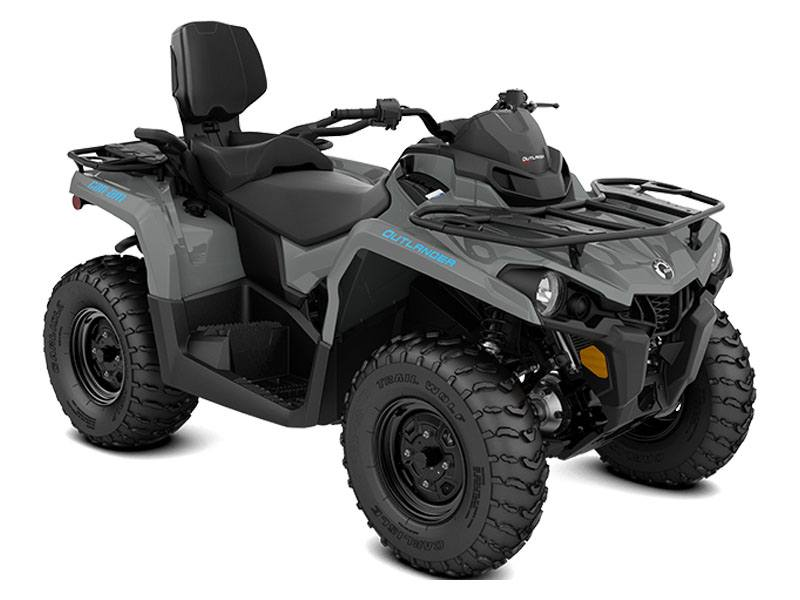 2021 Can-Am Outlander MAX DPS 450 in Wilmington, Illinois - Photo 1