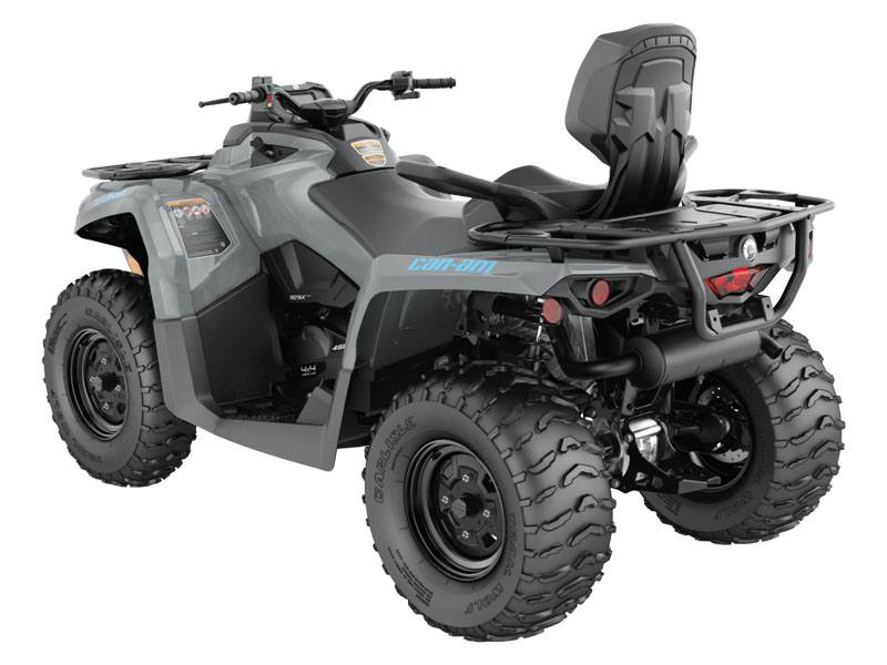 2021 Can-Am Outlander MAX DPS 450 in Wilmington, Illinois - Photo 2