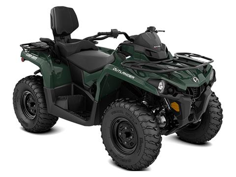 2021 Can-Am Outlander MAX DPS 450 in Woodruff, Wisconsin