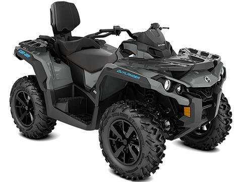 2021 Can-Am Outlander MAX DPS 650 in Walton, New York