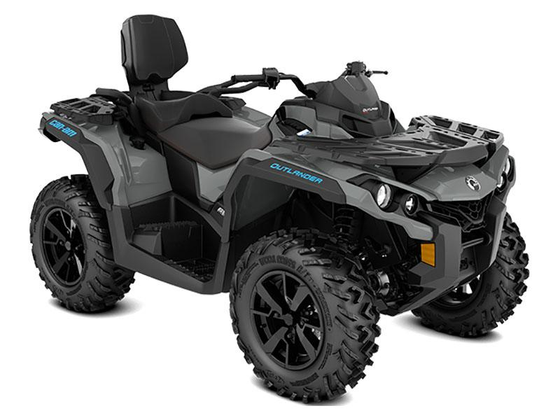 2021 Can-Am Outlander MAX DPS 650 in Wilmington, Illinois - Photo 1