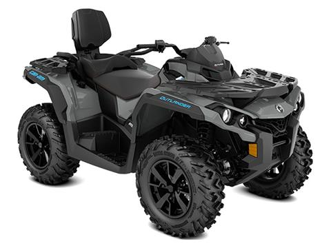 2021 Can-Am Outlander MAX DPS 650 in Hillman, Michigan - Photo 1