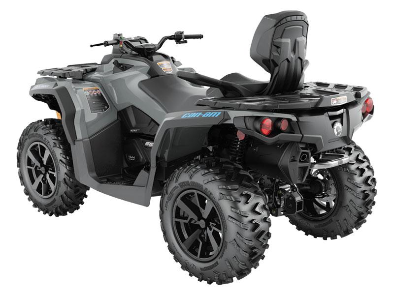 2021 Can-Am Outlander MAX DPS 650 in Wilmington, Illinois - Photo 2