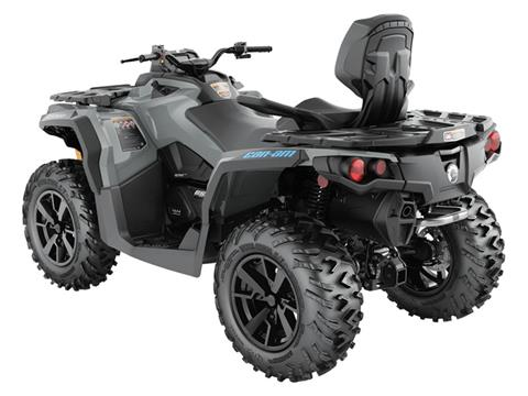 2021 Can-Am Outlander MAX DPS 650 in Bessemer, Alabama - Photo 2