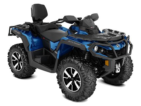 2021 Can-Am Outlander MAX Limited 1000R in Barre, Massachusetts