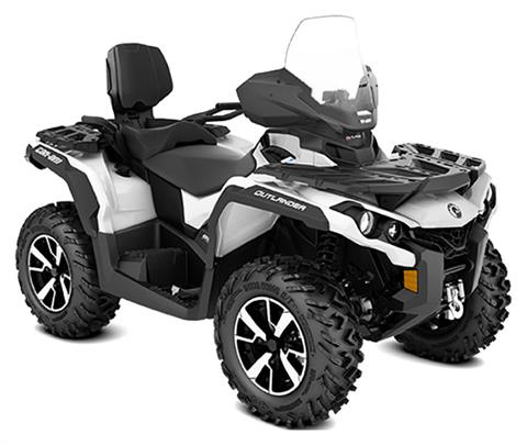2021 Can-Am Outlander MAX North Edition 850 in Barre, Massachusetts