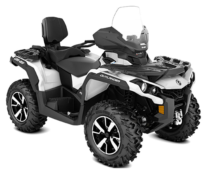 2021 Can-Am Outlander MAX North Edition 850 in Roscoe, Illinois - Photo 1