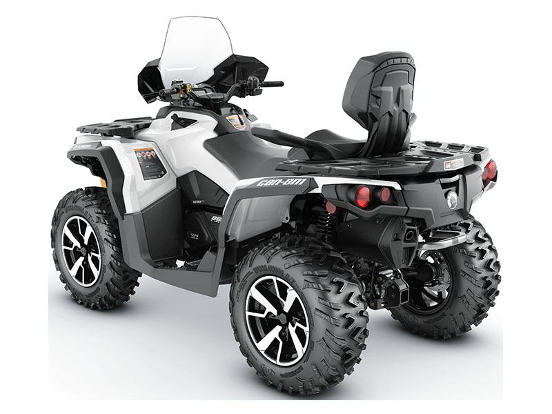 2021 Can-Am Outlander MAX North Edition 850 in Roscoe, Illinois - Photo 2