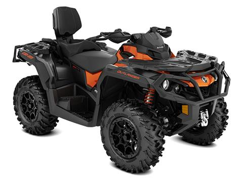 2021 Can-Am Outlander MAX XT-P 850 in Barre, Massachusetts