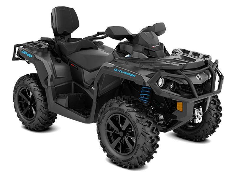 2021 Can-Am Outlander MAX XT 1000R in Hollister, California