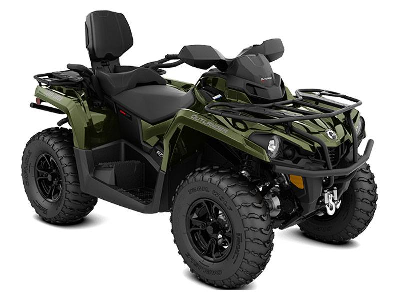 2021 Can-Am Outlander MAX XT 570 in Statesboro, Georgia - Photo 1