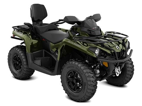 2021 Can-Am Outlander MAX XT 570 in Derby, Vermont - Photo 1