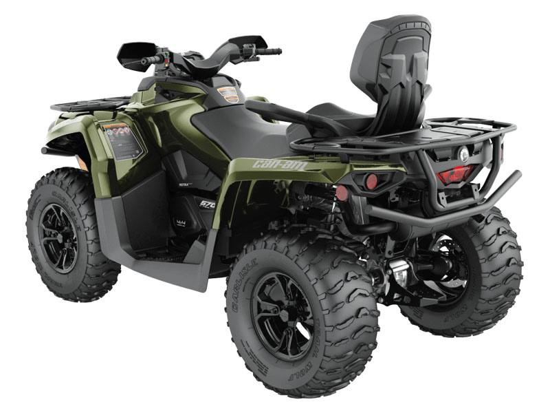 2021 Can-Am Outlander MAX XT 570 in Elk Grove, California - Photo 2
