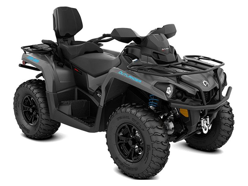 2021 Can-Am Outlander MAX XT 570 in Saucier, Mississippi