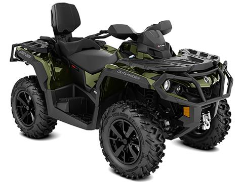 2021 Can-Am Outlander MAX XT 650 in Walton, New York