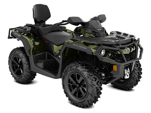 2021 Can-Am Outlander MAX XT 650 in Hollister, California