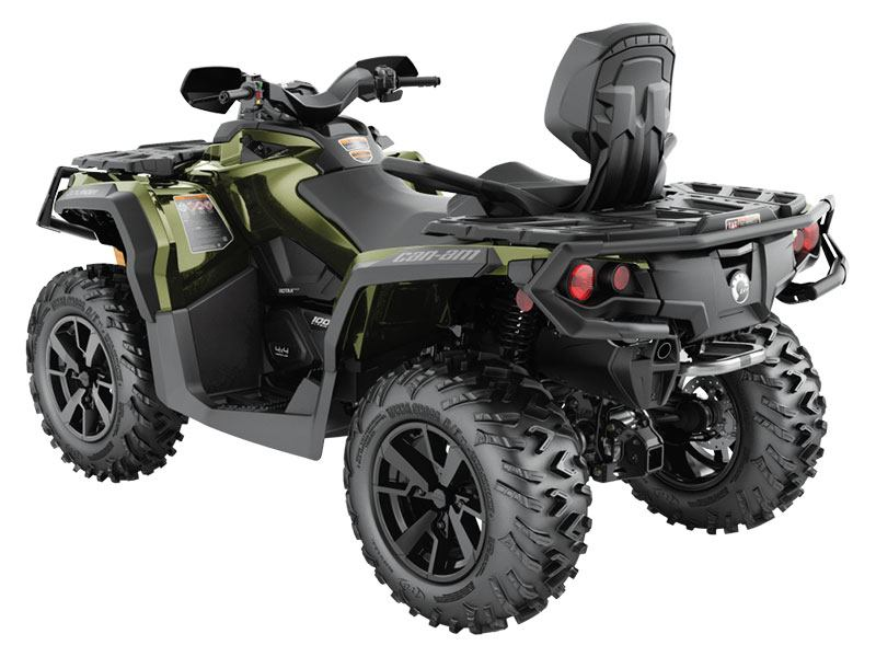 2021 Can-Am Outlander MAX XT 650 in Jesup, Georgia - Photo 2