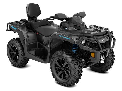 2021 Can-Am Outlander MAX XT 650 in Augusta, Maine