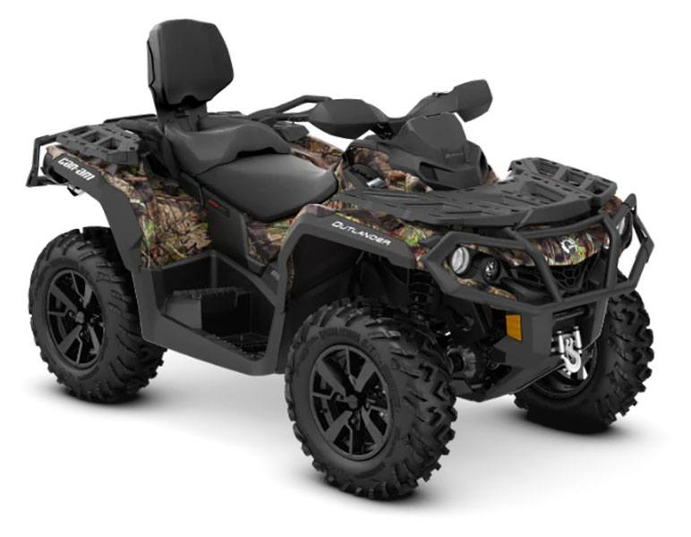 2020 Can-Am Outlander MAX XT 850 in Sacramento, California