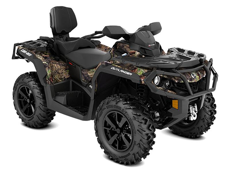 2021 Can-Am Outlander MAX XT 650 in Warrenton, Oregon