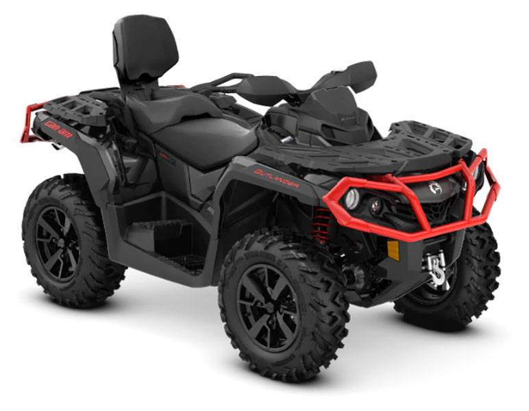 2020 Can-Am Outlander MAX XT 850 in Savannah, Georgia - Photo 1