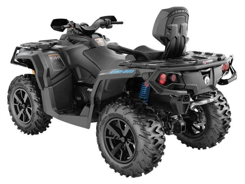 2021 Can-Am Outlander MAX XT 850 in Wilmington, Illinois - Photo 2