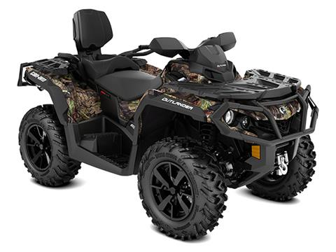 2021 Can-Am Outlander MAX XT 850 in Hollister, California