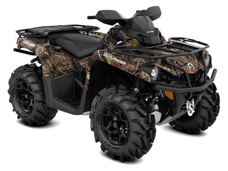 2021 Can-Am Outlander Mossy Oak Edition 450 in Honeyville, Utah - Photo 1