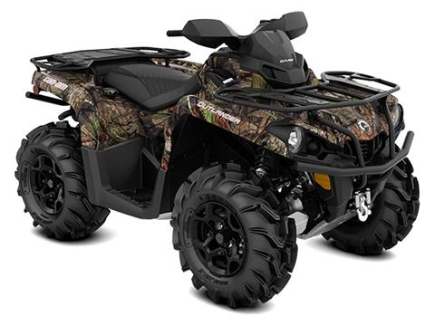 2021 Can-Am Outlander Mossy Oak Edition 450 in Roscoe, Illinois - Photo 1