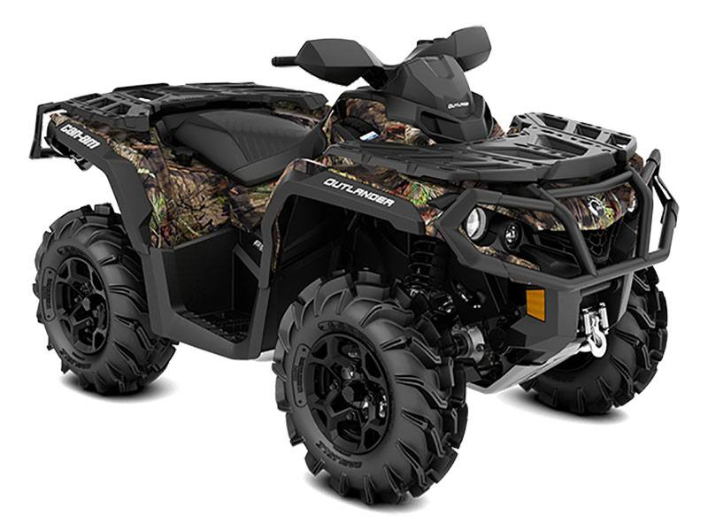 2021 Can-Am Outlander Mossy Oak Edition 650 in Concord, New Hampshire - Photo 1