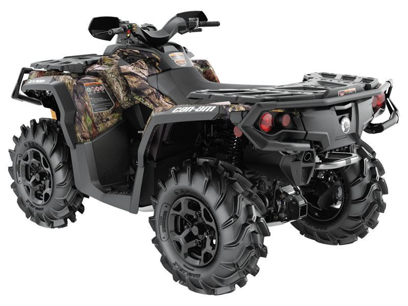 2021 Can-Am Outlander Mossy Oak Edition 650 in Livingston, Texas - Photo 2