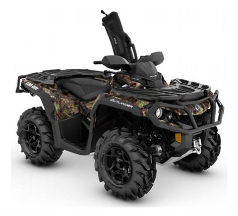 2020 Can-Am Outlander Mossy Oak Edition 650 in Bennington, Vermont