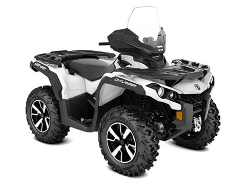 2021 Can-Am Outlander North Edition 850 in Woodruff, Wisconsin