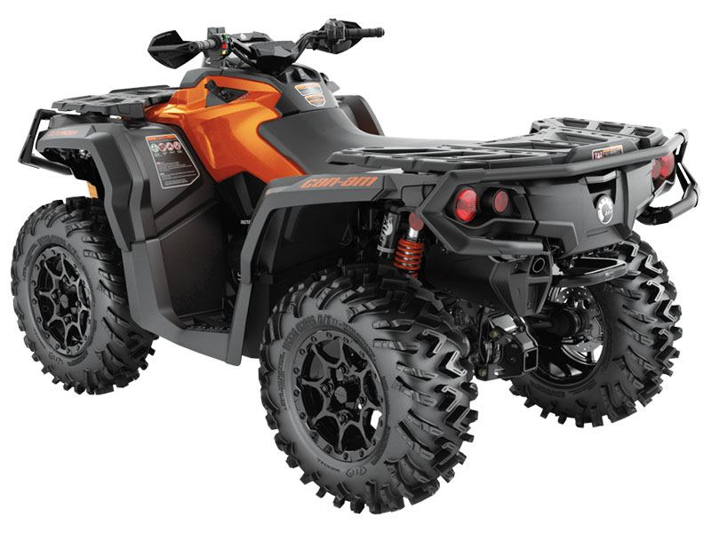 2021 Can-Am Outlander XT-P 1000R in Mineral Wells, West Virginia - Photo 2