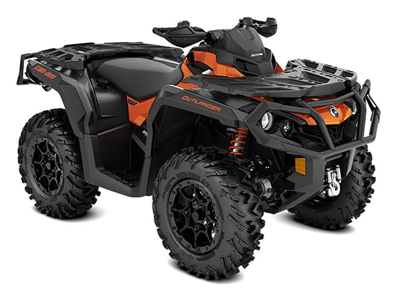 2021 Can-Am Outlander XT-P 850 in Dickinson, North Dakota - Photo 1