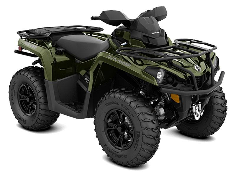 2021 Can-Am Outlander XT 570 in Deer Park, Washington - Photo 1
