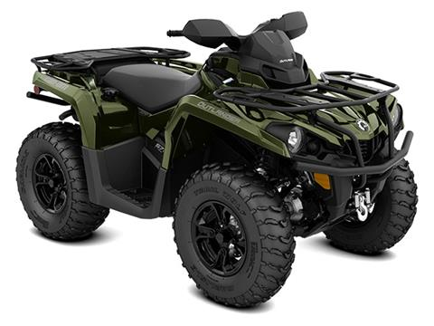 2021 Can-Am Outlander XT 570 in Derby, Vermont - Photo 1
