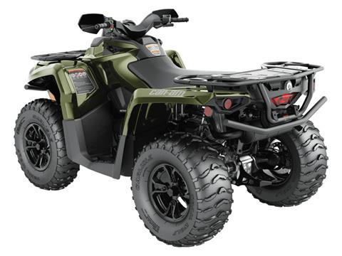 2021 Can-Am Outlander XT 570 in Presque Isle, Maine - Photo 2