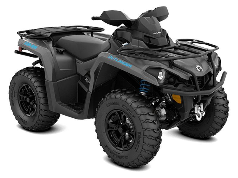2021 Can-Am Outlander XT 570 in Wilmington, Illinois