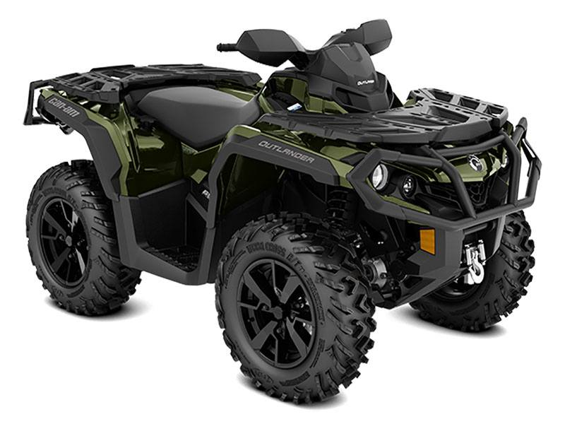 2021 Can-Am Outlander XT 650 in Honeyville, Utah - Photo 1
