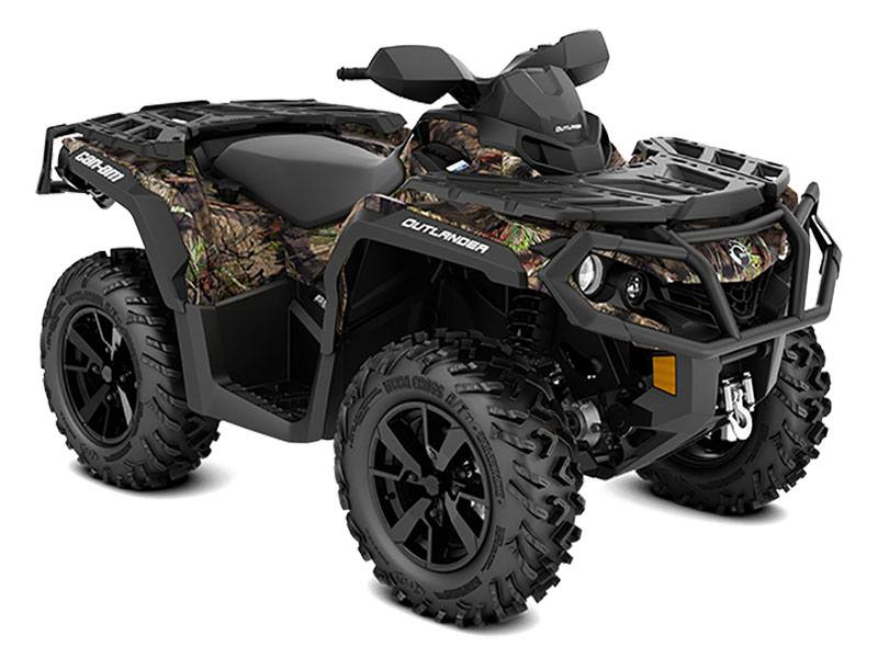 2021 Can-Am Outlander XT 650 in Woodruff, Wisconsin